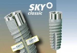 pret implant dentar bredent SKY classic